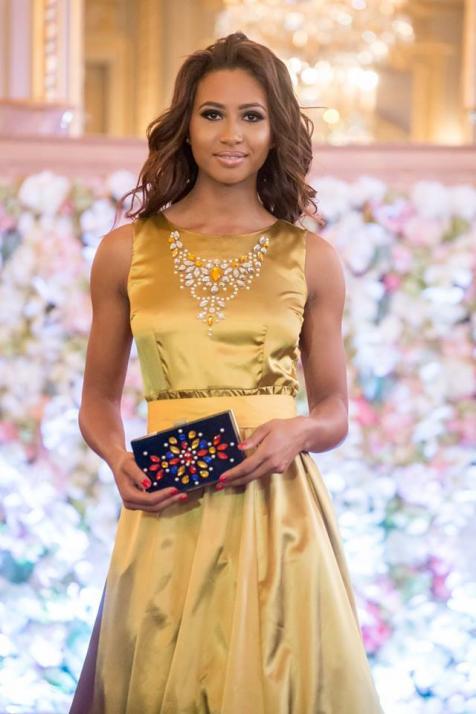 Arany színű alkalmi ruha