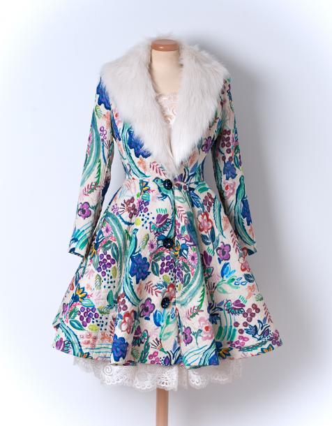 Fondant Fancy kabát